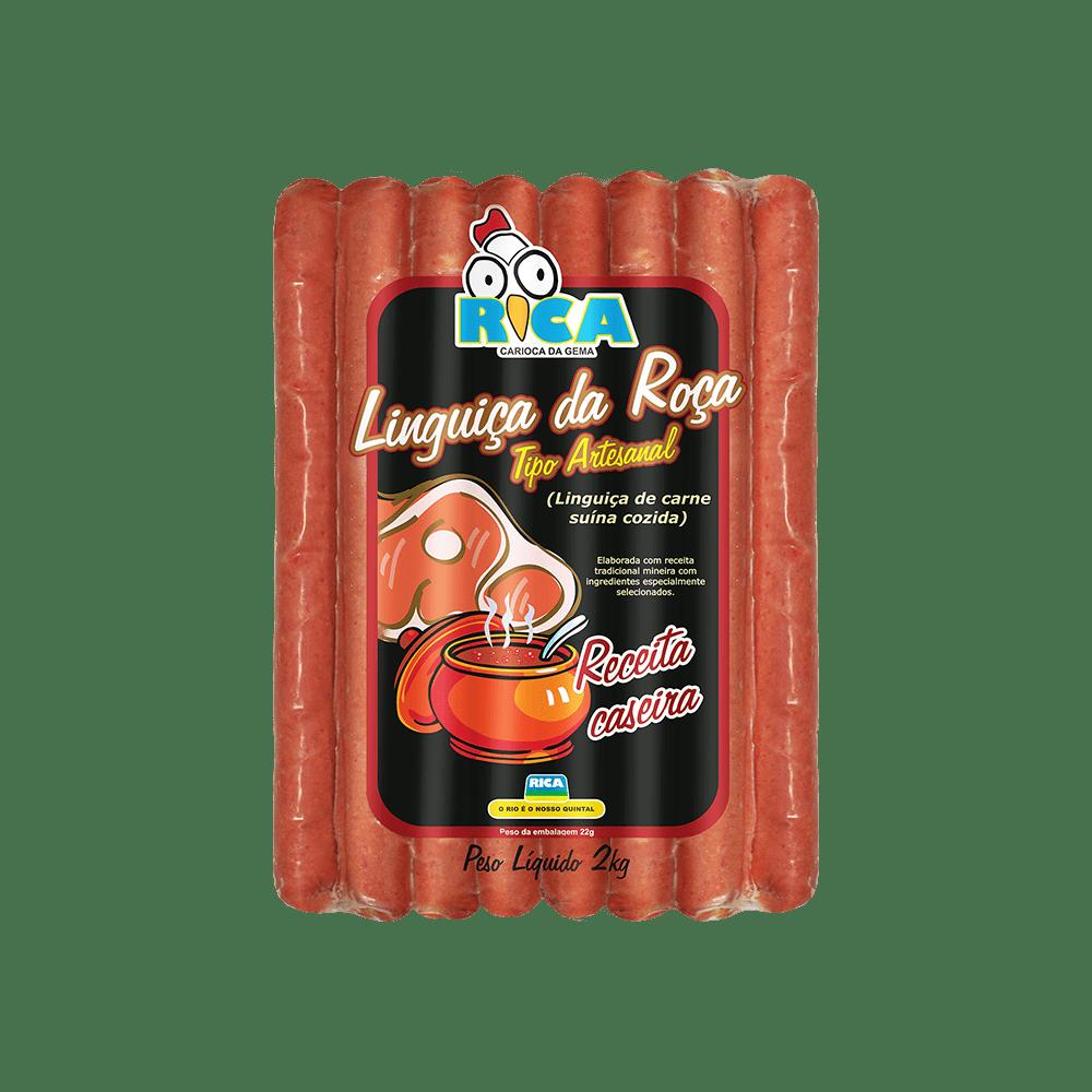 Linguiça Suína da Roça Rica - 2kg
