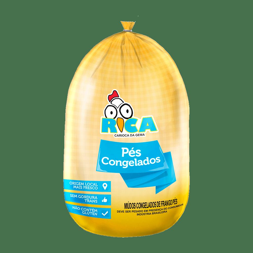 Pé de Frango Congelado Rica