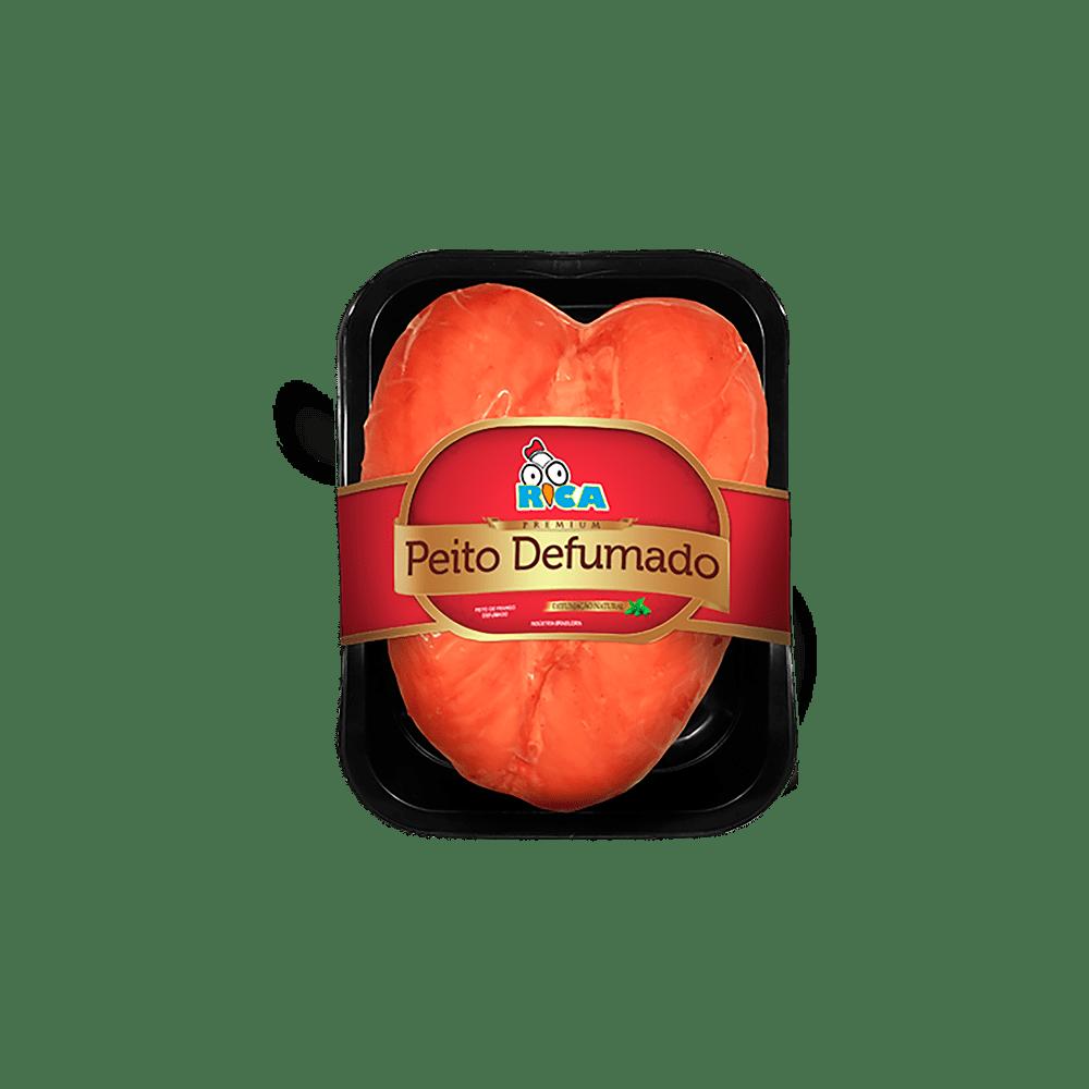 Peito de Frango Defumado Rica - Caixa com 5,2kg