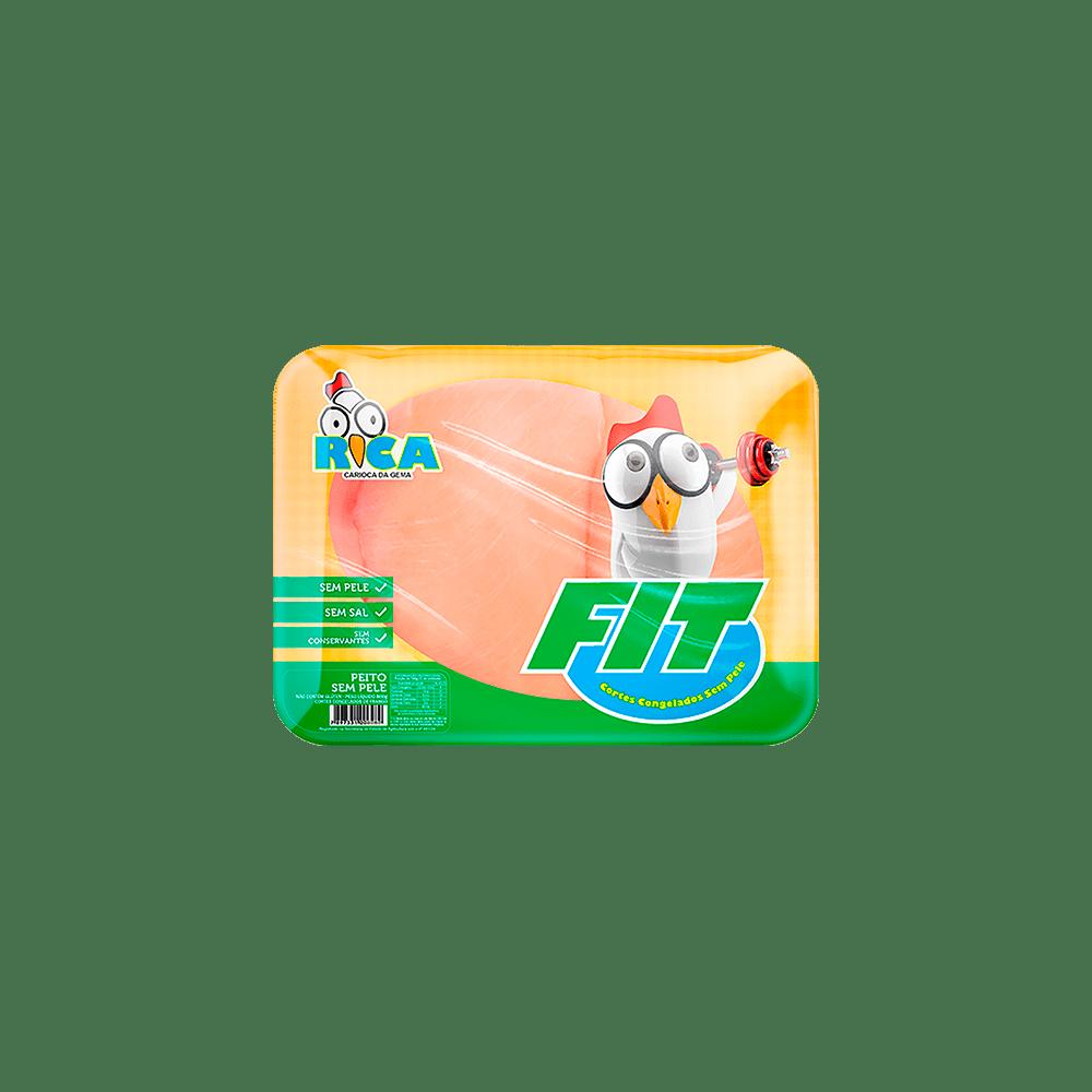 Peito de Frango Congelado Fit Rica - 800g