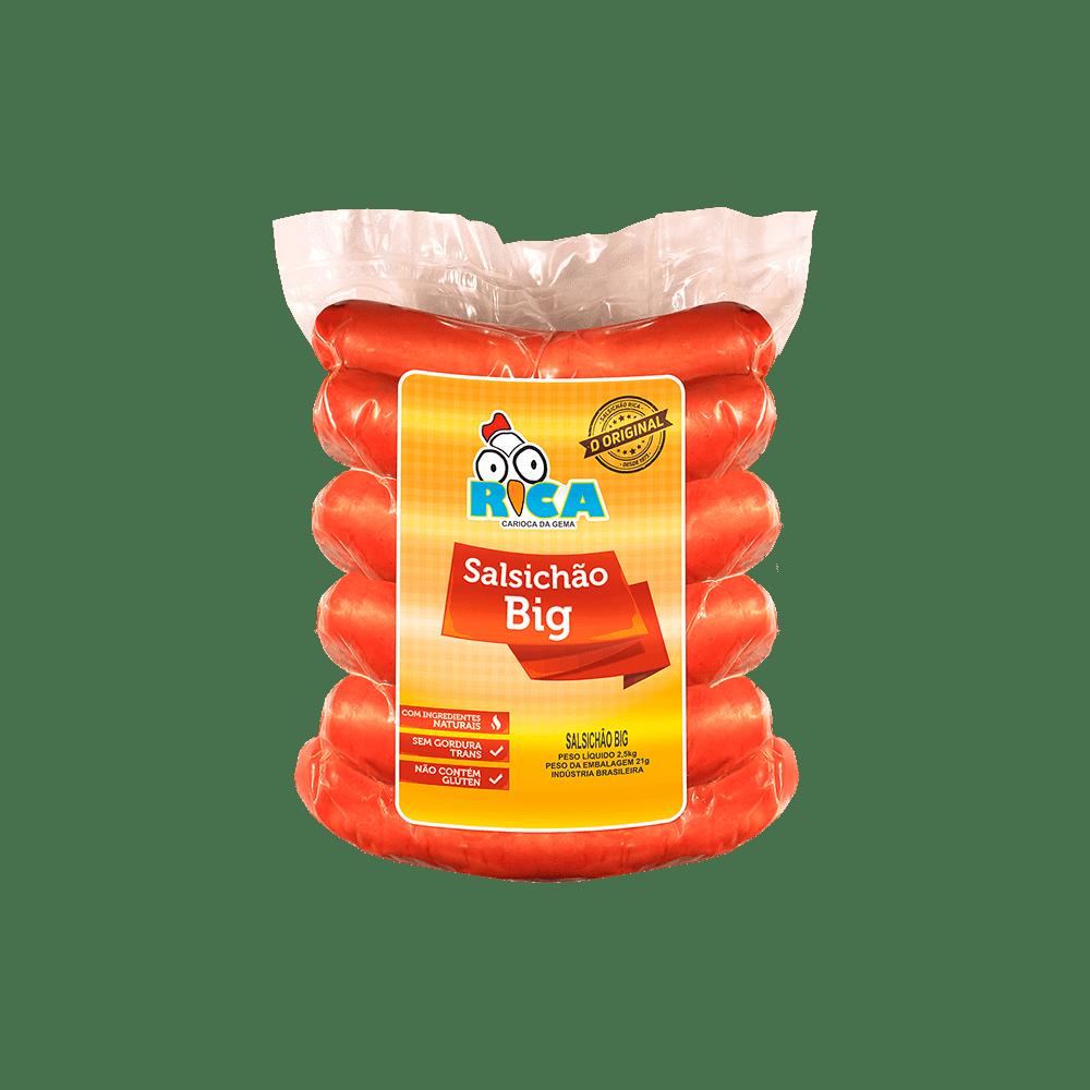 Salsichão Big Rica - 2,5kg