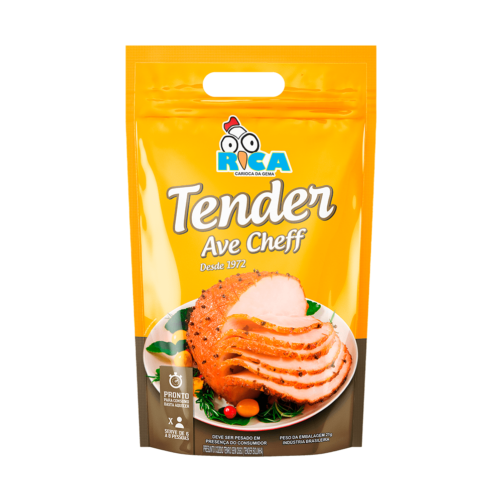 Tender Ave Cheff Rica