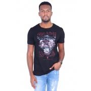 Camiseta Pantera Preta