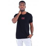 Camiseta Under Player Caveira Vermelha