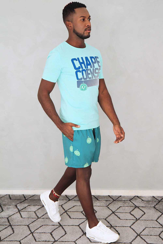 Camiseta Chapecoense Oficial Sunset