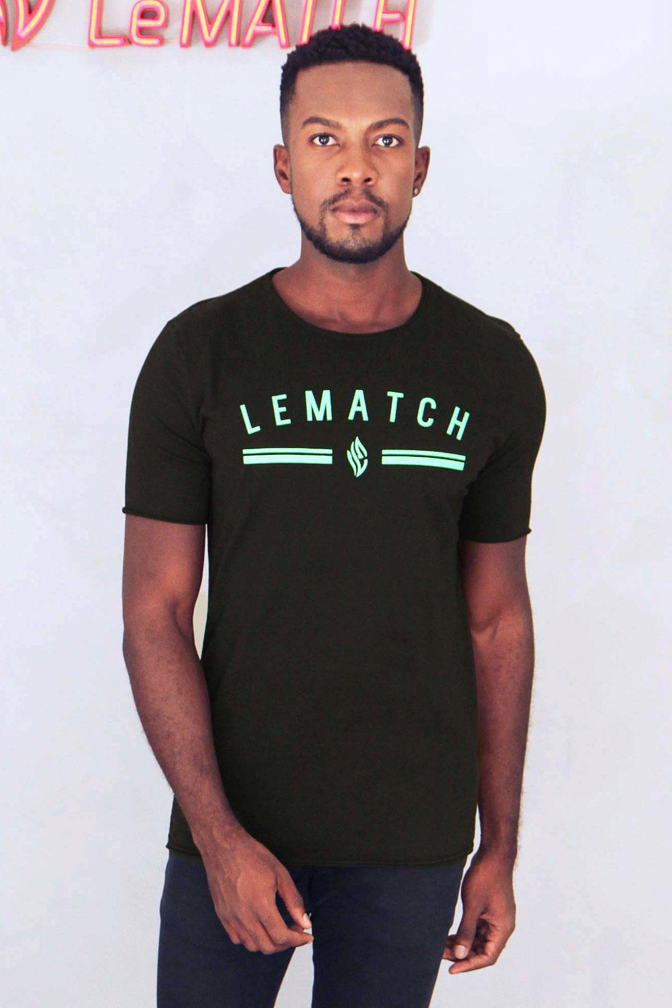 Camiseta LeMATCH Curva