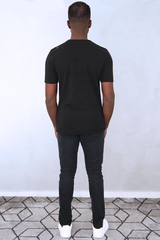 Camiseta LeMATCH Pincel Preta