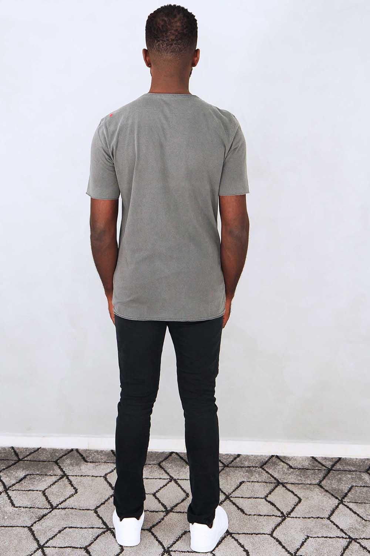 Camiseta Pantera - Cinza