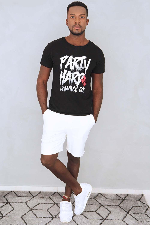 Camiseta Party Hard