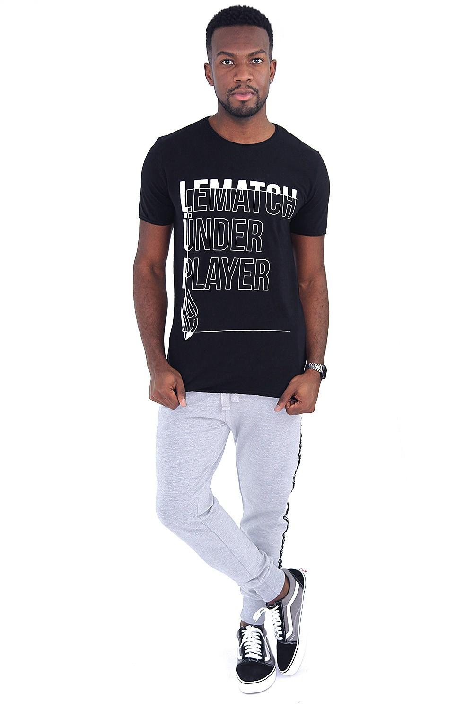 Camiseta Scanner Preta