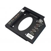 ADAPTADOR HDD/SSD PARA NOTEBOOK VIA BAIA DE 9,5MM