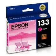 CARTUCHO EPSON 133 VERMELHO T25 T1333320 BR