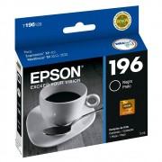 CARTUCHO EPSON 196 PRETO T196120BR