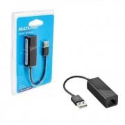 CABO CONVERSOR USB AM X RJ45 FEMEA