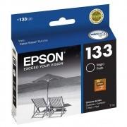 CARTUCHO EPSON 133 PRETO T25 T133120 BR