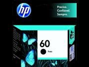 CARTUCHO HP 60 PRETO DJF4280 CC640WB