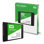 HD SSD 120 GB WD WDS120G2G0A