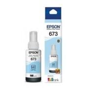 REFIL TINTA 673 AZC L800 T673520 EPSON