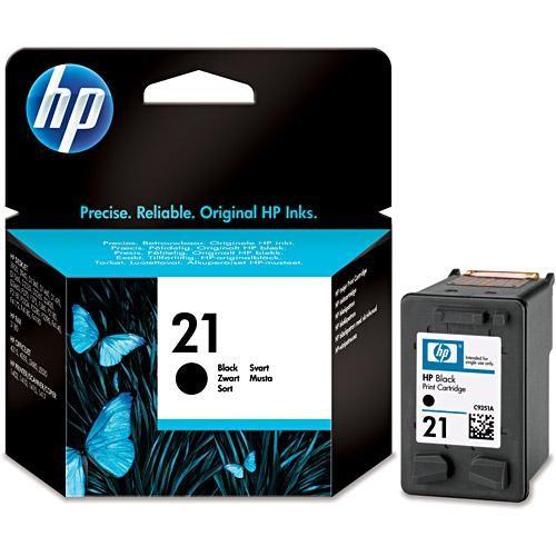 CARTUCHO HP 21 PRE DJ3920 C9351AB