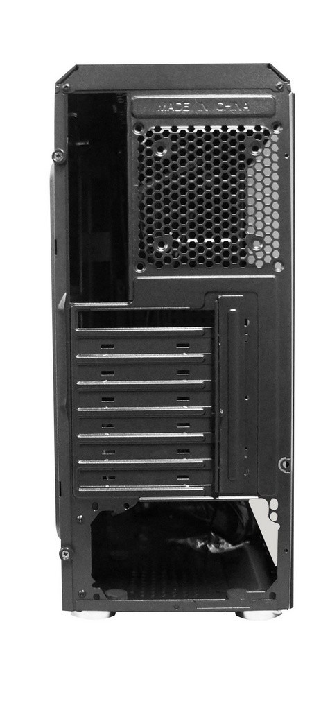 GAB. BRAZIL PC GAMER BPC-C8410 BLACK S/ FONTE/1xUS