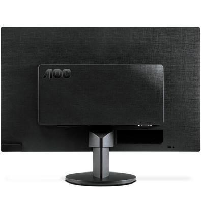 "Monitor LED AOC 18,5"" Preto E970SWHNL"