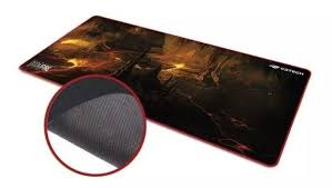 MOUSE PAD GAME DOOM FIRE MP-G1100 C3T