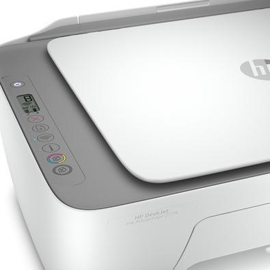 Multifuncional Jato de Tinta Ink Advantage HP 2776