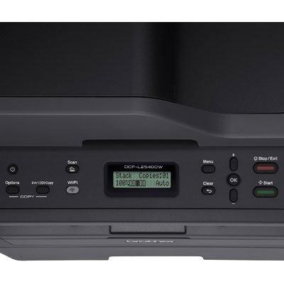 Multifuncional Laser Mono Brother DCPL2540 DW