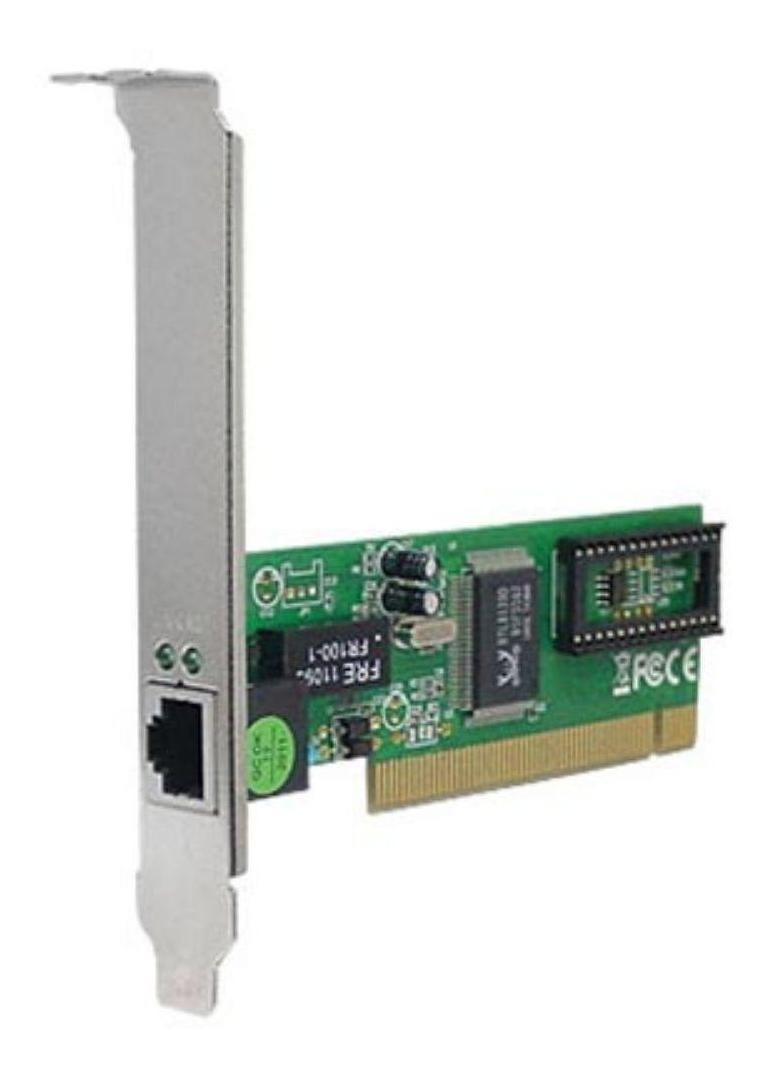PLACA DE REDE PCI 10/110MBPS