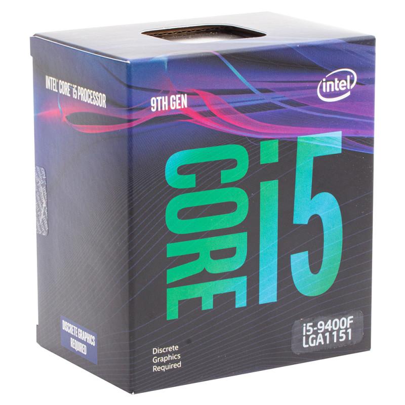 PROCESSADOR INTEL BX80684I59400F (CORE I5 2.90 GHZ
