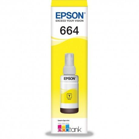 REFIL TINTA 664 AM L200 T664420 AL EPSON