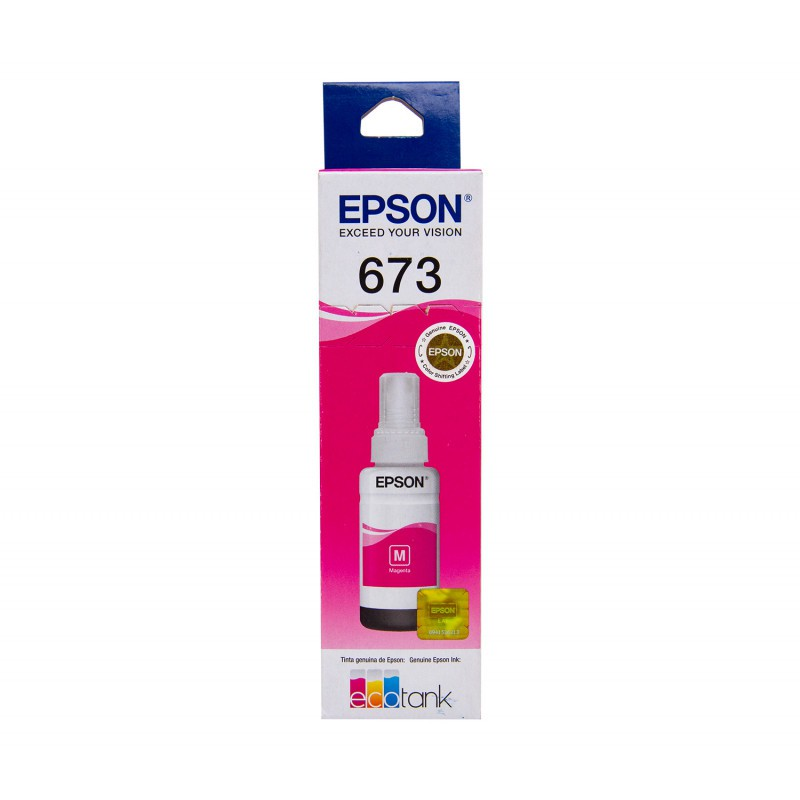 REFIL TINTA 673 VM L800 T673320 EPSON
