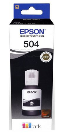REFIL TINTA EPSON PRETO T504120-AL