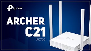 ROT. TP-LINK DUAL BAND AC750 ARCHER C21