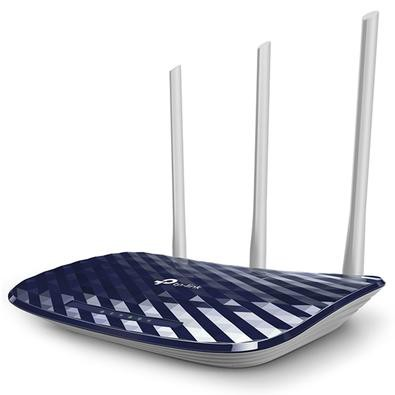 Roteador TP Link Wireless AC750 Dual Band Archer C