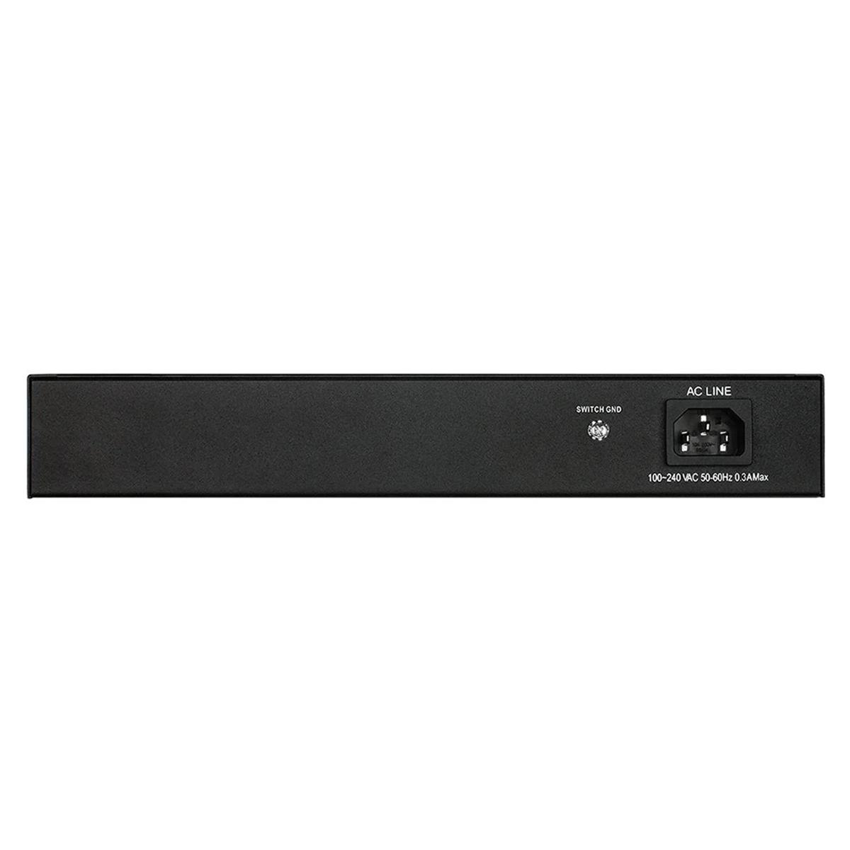 Switch D Link 24 Portas 10/100/1000 Mbps DGS 1024C