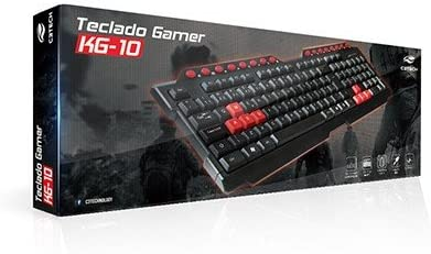 TECL USB GAME KG-10BK C3T