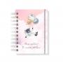 Caderneta Pautada A6 - Escolha a Capa