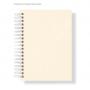 Caderno A5 sem Pauta - Escolha a Capa