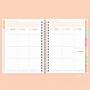Planner Anual Permanente Resiliência - Pronta Entrega