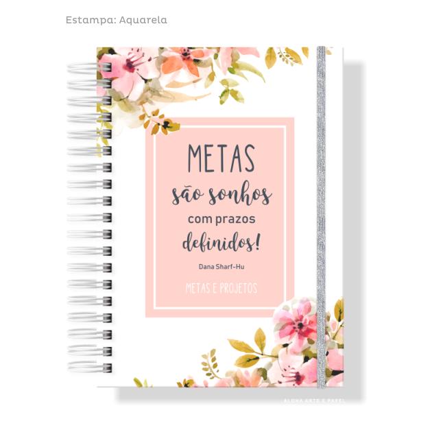 Caderno de Metas e Projetos