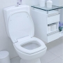 Assento Sanitário Astra Soft Close TTH/SC Branco