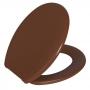 Assento Sanitário Astra TPJ/AS Caramelo 2