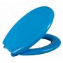 Assento Sanitário Astra TPK/AS Blue Berry