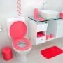 Assento Sanitário Astra TPK/AS Goiaba