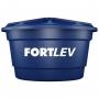 Caixa D'Água Com Tampa Polietileno Fortlev 310 L