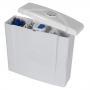 Caixa De Descarga Acoplada Universal Astra Com Acionamento Simples Branca