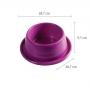 Comedouro Antiformiga Pet Astra 1,9L Rosa
