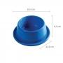Comedouro Antiformiga Pet Astra 1L Azul