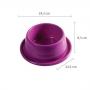 Comedouro Antiformiga Pet Astra 1L Rosa